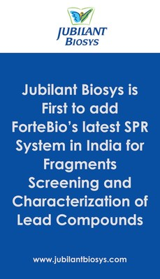 Jubilant Biosys, announces advanced Pioneer FE system to its platform of drug discovery solutions