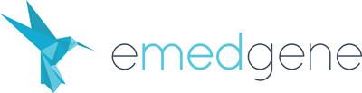 Emedgene logo (PRNewsfoto/Emedgene)
