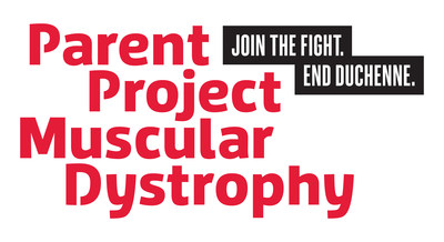 Parent Project Muscular Dystrophy logo. (PRNewsfoto/Parent Project Muscular Dystr...)