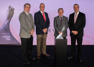 ZEISS Industrial Quality Solutions recognized by General Motors as a 2018 Supplier of the Year Winner.