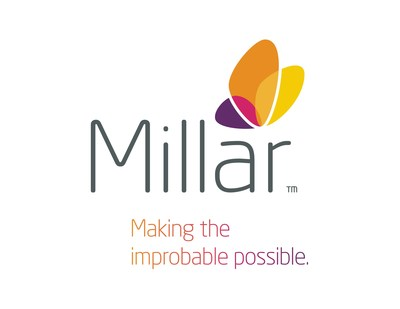 Millar, Inc. Logo (PRNewsFoto/Millar, Inc.) (PRNewsfoto/Millar, Inc.)