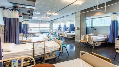 Exceptional education meets exceptional technology: George Brown College Sally Horsfall Eaton School of Nursing to enhance learning with new FlexITy technology. (CNW Group/FlexITy Solutions Inc.)