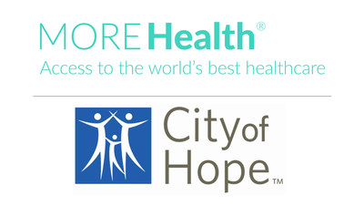 MORE Health Collaborates with City of Hope