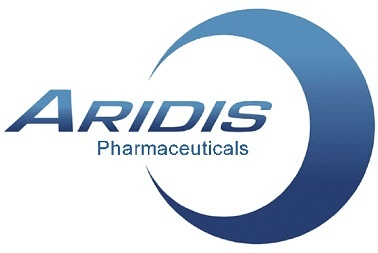 Aridis Pharmaceuticals, Inc. Logo (PRNewsfoto/Aridis Pharmaceuticals, Inc.)