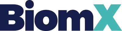 BiomX Logo (PRNewsfoto/Biomx Ltd.)