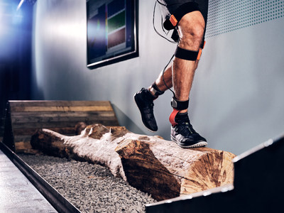 Boa Performance Fit Lab, Indoor Hiking Path