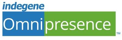 Indegene-Omnipresence Logo (PRNewsfoto/Indegene)