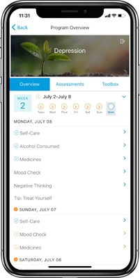 Depression Management marks the eighth Chronic Condition Management solution New Ocean has added to their Digital Enterprise Health Management Platform.