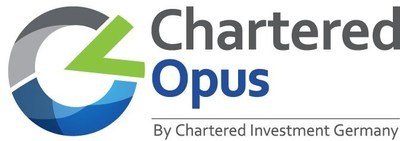 The Chartered Group logo (PRNewsfoto/Yissum,Pepticom)