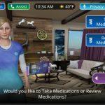 Electronic Caregiver debuts game-changing Virtual Caregiver at HIMSS20