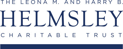 Helmsley Charitable Trust Logo (PRNewsfoto/Helmsley Charitable Trust)