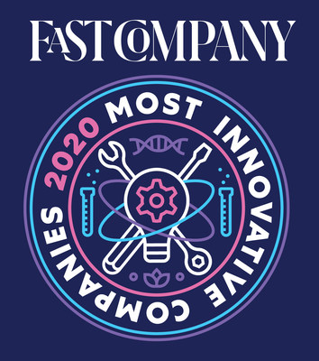 Fast Company-Most-Innovative-Companies Logo (PRNewsfoto/Prime Therapeutics LLC)