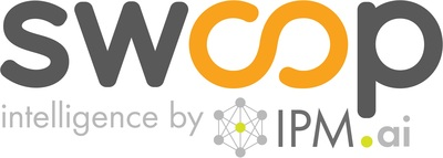 Swoop - Powerful AI and Machine Learning, Enabling the Pharmaceutical and Biotech Industries to Understand, Find, Engage and Convert their Ideal Patient Population and Associated HCPs (PRNewsfoto/Swoop)