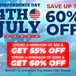 CBD for PTSD: bioMD+ Announces July 4th Sale in Honor of America's Disabled Veterans