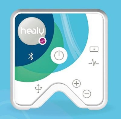 Healy - Frequencies For Life. The Healy is a certified wearable that uses individualized frequencies to help balance your mind and body and relieve stress.