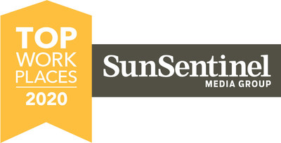 MobileHelp® Named Top Workplace in South Florida