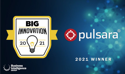 Pulsara, the leading mobile telehealth and communication platform that connects healthcare teams across organizations, has been named a 2021 Product Innovation of the Year Award Winner by Business Intelligence Group's BIG Innovation Awards.