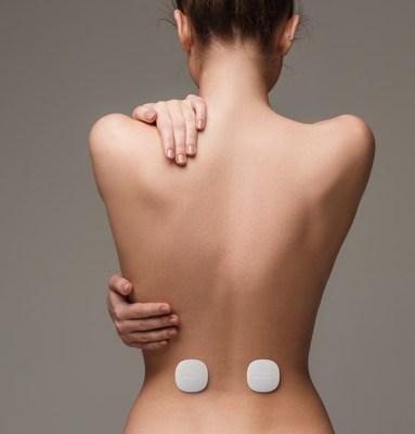 The Soovu Pain Relief Wearable.