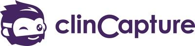 ClinCapture Logo (PRNewsfoto/ClinCapture, Inc.)