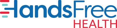 HandsFree Health logo (PRNewsfoto/HandsFree Health)