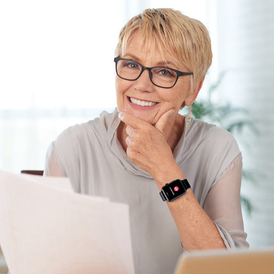 HandsFree Health's Medical Smartwatch
