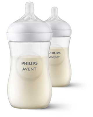 Philips Avent Natural Baby Bottle with Natural Response Nipple